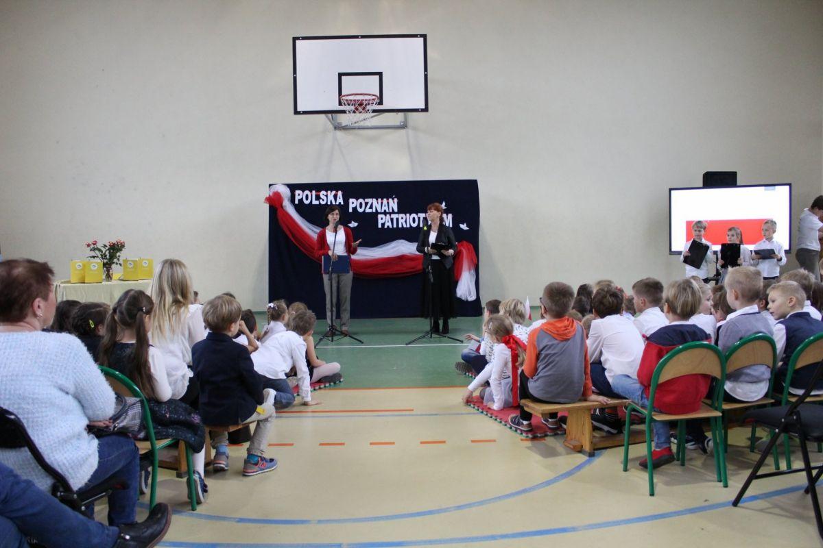 Projekt Polska, Poznań, Patriotyzm