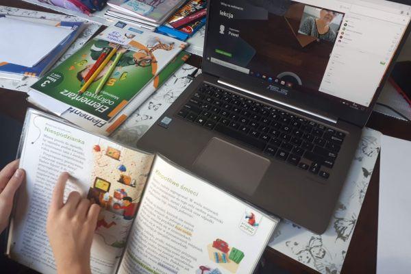 Lekcje online – galeria