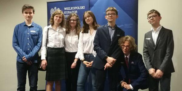 Sukces uczniów Społecznej Dwójki w konkursach przedmiotowych